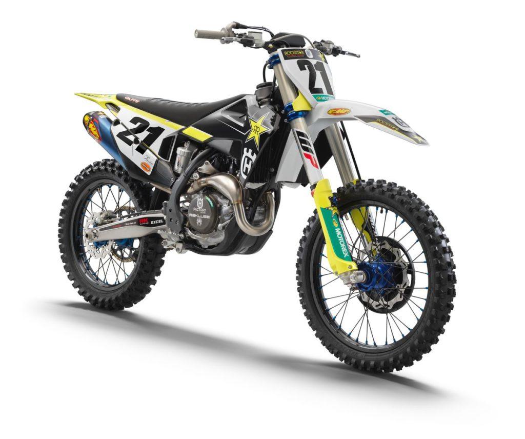 Motostyl - Husqvarna FC 450 Rockstar Edition